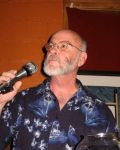 Dwain Cromwell at Nightbird Books on 31 August 2010