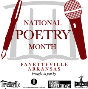 Poetry Month Fayetteville 2014