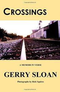 Cover of Crossings: A Memoir in Verse by Gerry Sloan